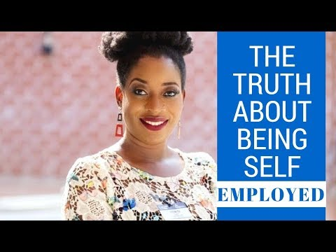 MY JOURNEY | SELF EMPLOYMENT
