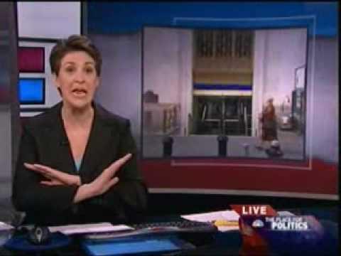 Rachel Maddow Show: Deregulation for Dummies