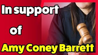 Why I support Amy Coney Barrett (SATIRE)