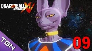 Dragon Ball Xenoverse [Pt9] - บิลส์เทพพระเจ้าแห่งการทำลายล้าง