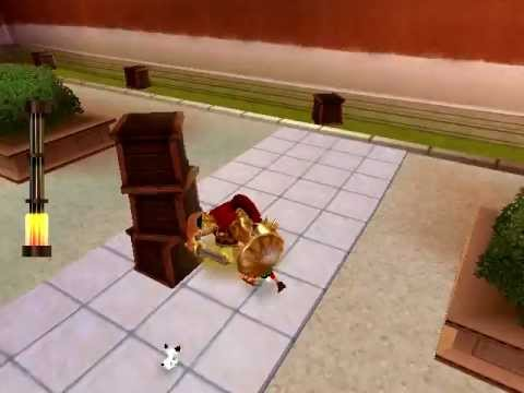 Asterix at The Olympic Games - PS2 Gameplay 1080p (PCSX2)