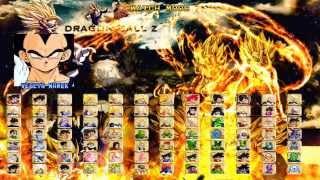 Video Dragon Ball Legacy M.U.G.E.N download MP3, 3GP, MP4, WEBM, AVI, FLV November 2018