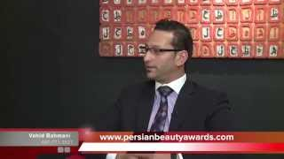 Vahid Bahmani Interview Thumbnail