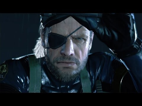 metal gear solid 5 gameplay 1080p