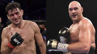 Зарплаты UFC Сингапур, Тайсон Фьюри дебютирует в ММА, МакГрегор тренер?!