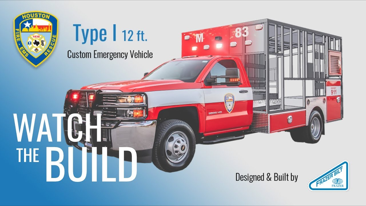 Frazer - Custom Type I Emergency Vehicle Videos