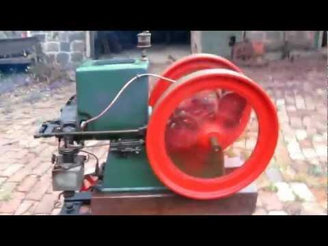Buzacott 4HP stationary engine