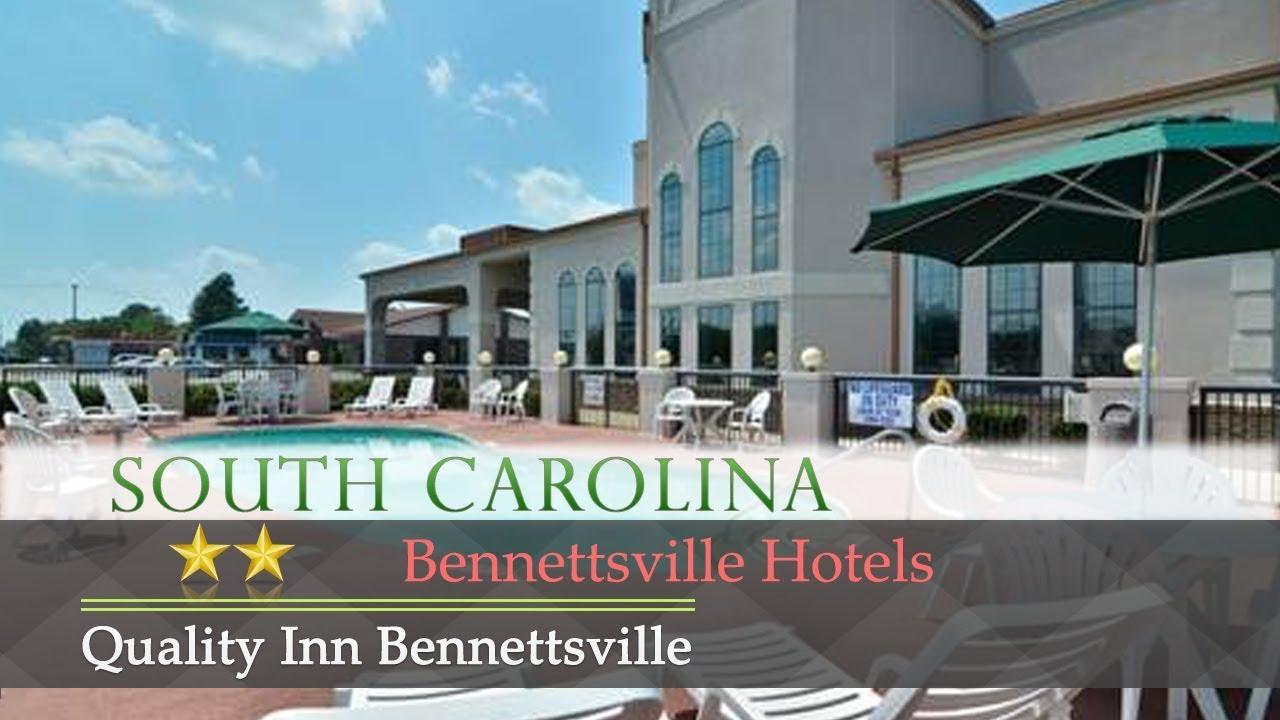 Quality Inn Bennettsville Hotels South Carolina