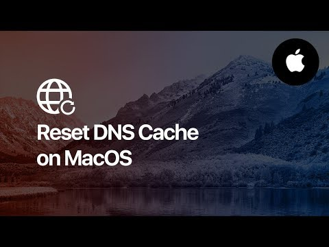 How to Reset DNS Cache  - MacOs (Mac OS X)