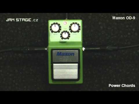 MAXON OD-9 Overdrive (Les Paul)