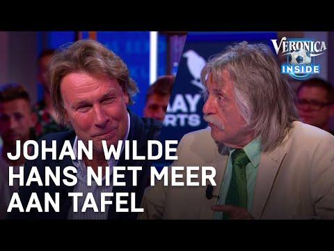 Johan eerlijk tegen Hans: 'Ik wilde je niet meer aan tafel hebben'   VERONICA INSIDE