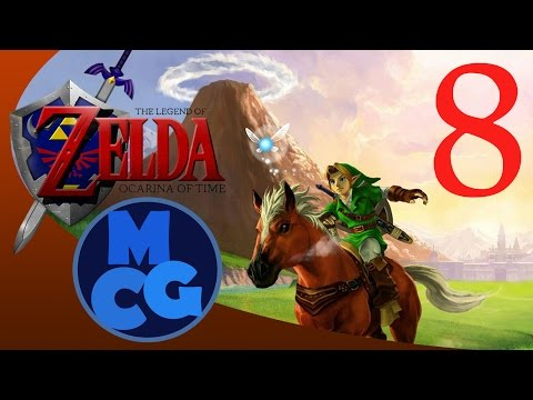 Ocarina of Time - Breaking Out the Master Sword - Part 8 - MCG