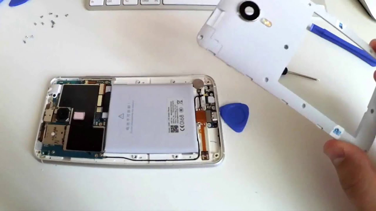 Обзор Meizu M6 Note на Snapdragon - убийца Xiaomi Redmi Note 4 .