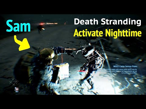 Activate Night Mode in Death Stranding: Play in Nighttime thumbnail