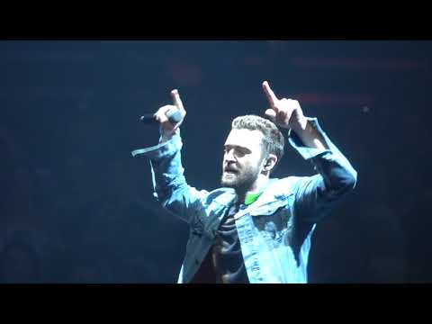Justin Timberlake - Higher, Higher- Birmingham UK - 27.08.18 HD