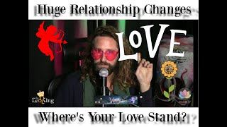 Deep Love Tarot Love Reading Feb 24- Mar 1 2020 Venus Pluto Square, MAJOR RELATIONSHIP CHANGES