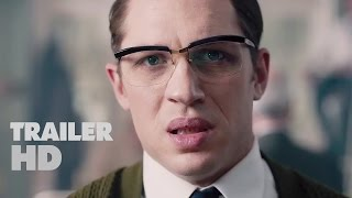 Legend Official Film Trailer 2 2015 - Tom Hardy, Emily Browning Movie HD
