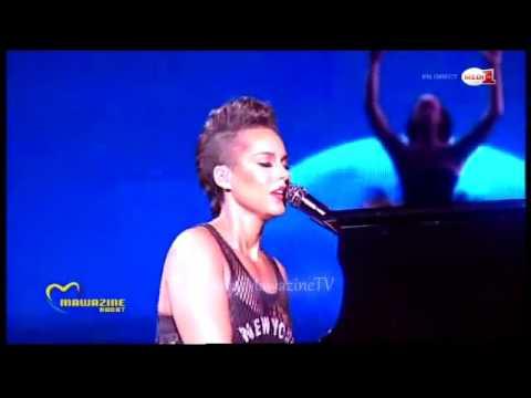 Alicia Keys   Concert Mawazine 2014   Full Concert