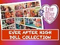 EVER AFTER HIGH DORM ROOM & DOLLHOUSE TOUR MAY 2016