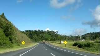viagem joinville só caminhão capotado na estrada