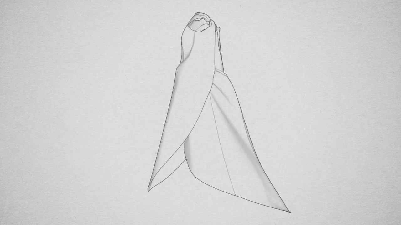 b1f0ca39c375 Constructing Balenciaga s  Tulip  dress - YouTube