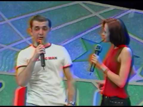 КВН Сборная Санкт-Петербурга 2002 1/4 Музыкалка Belle