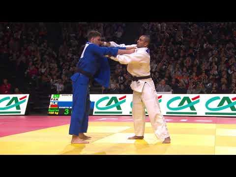 Paris Grand Slam 2020 / Round 2 -100 kg