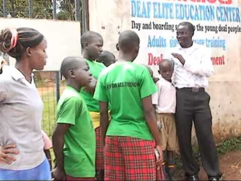 Boanerges Deaf Initiative Video Two