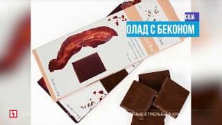 Во Владивостоке приготовили шоколад с кусочками морских растений