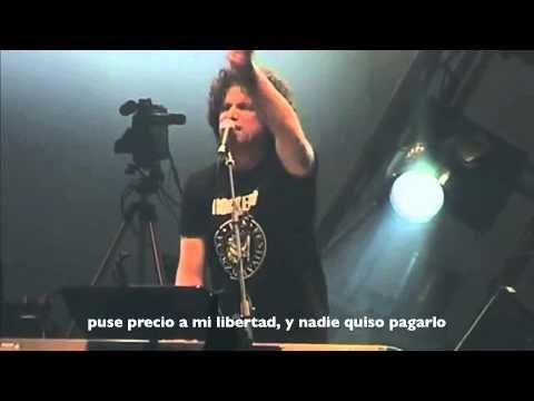 Paloma - Andrés Calamaro (en concierto) con letra