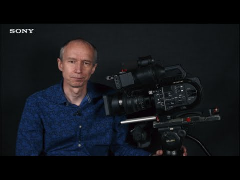 """PXW-FS7 Official Tutorial Video #1 """"Initial Camera Setup""""