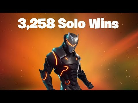 #1 World Record 3,258 Solo Wins | Fortnite Live Stream