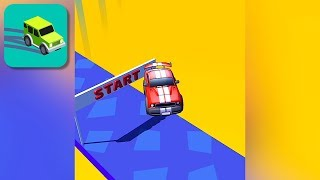 Skiddy Car - Gameplay Trailer (iOS, Android)