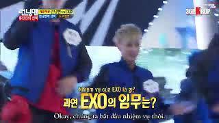 [Vietsub] Running Man Hàn Quốc Tập 171 - LuHan EXO Cut