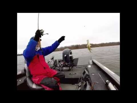 Fall Crappie Fishing with Gary Roach
