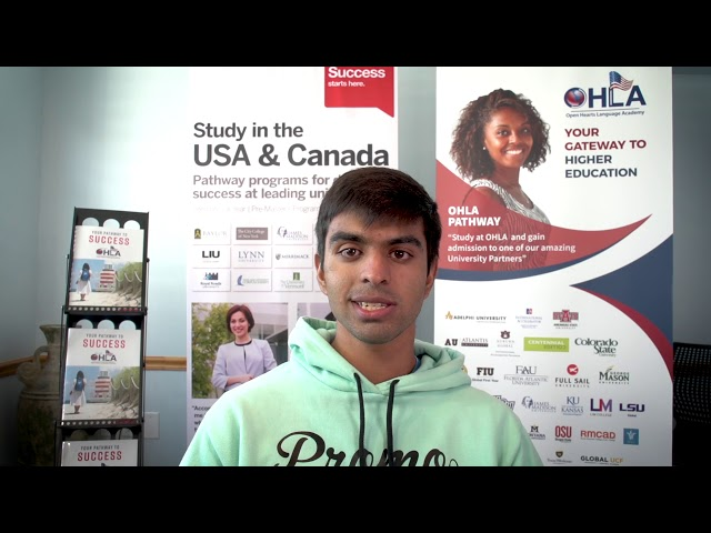 Pramesh Lalwani from Venezuela and India is accepted to University of Illinois-Chicago!