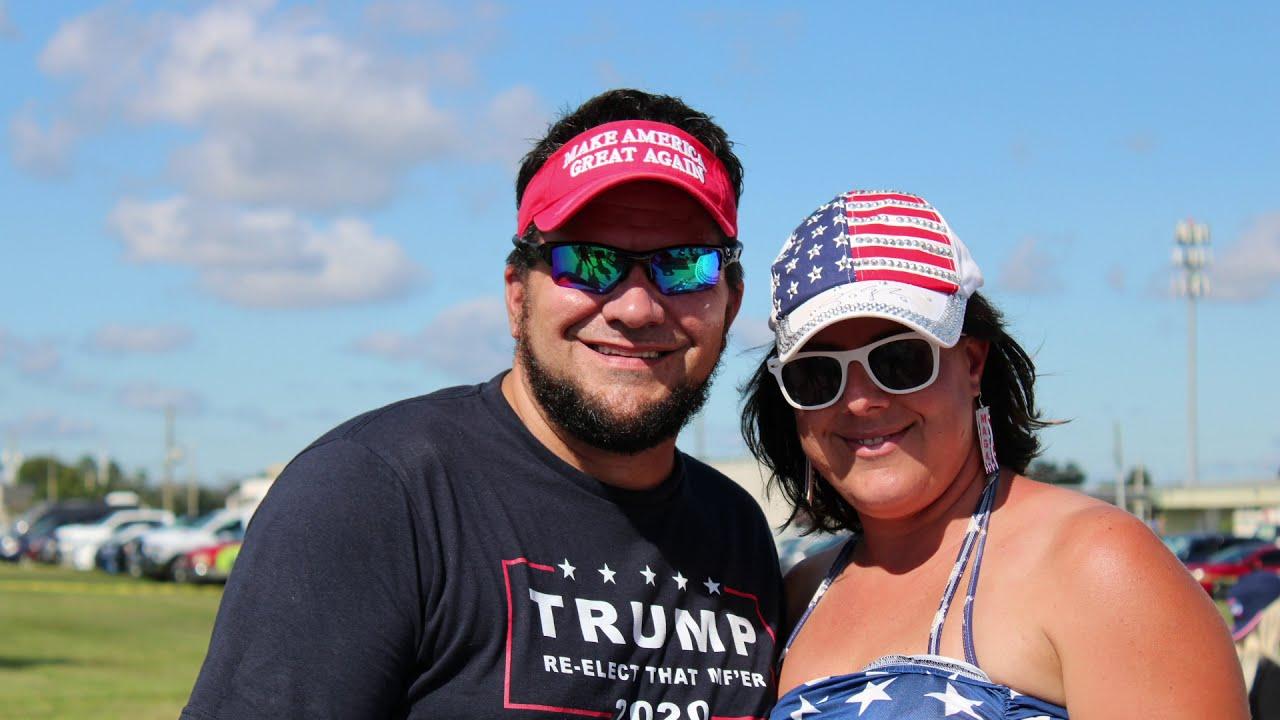 "Trump Rally Sanford FL ""Post-China Virus"""