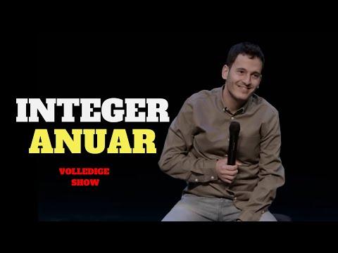Anuar - Integer - Volledige Comedy Show