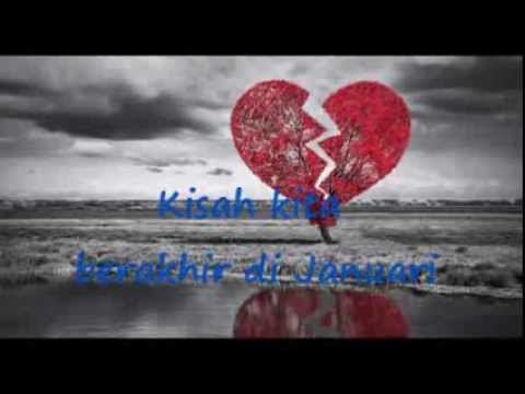 "JANUARI ( glenn fredly ) ---- love story  ""lu - gw end"""