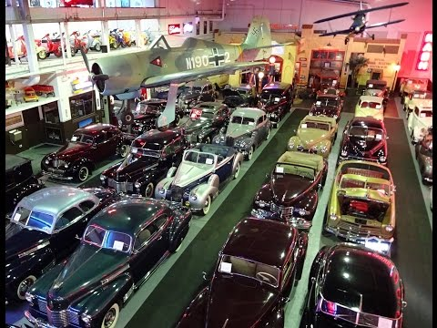 Greatest Car Collection In Chicago ? Amazing Large Auto Museum on My Car Story with Lou Costabile