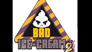 Bad Ice-Cream 2 | Es demasiado difícil D: | Nivel 36-38 Ep. 6