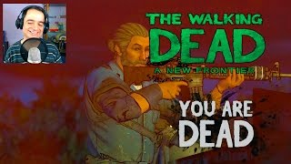 O Neydi Şimdi! | The Walking Dead: A New Frontier Türkçe | Bölüm 8