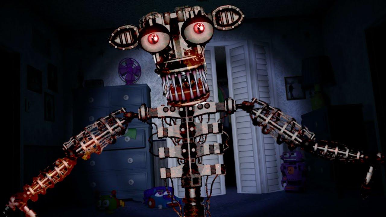 Fnaf 2 Endoskeleton Jumpscare | www.pixshark.com - Images ...