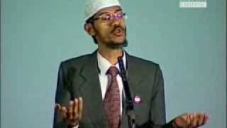 Zakir Naik - Medicine and Physiology in the Quran
