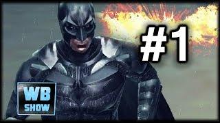 Batman: The Dark Knight Rises Gameplay Walkthrough Part 1