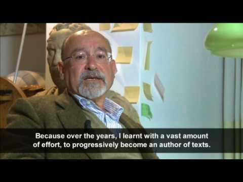 Interview subtitled in english with Salvatore Sciarrino, Frontiers of Knowledge Award in Music
