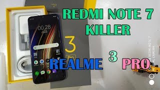 Gak Ghoib, Unboxing Realme 3 Pro Tes Benchmark, Kamera, Game Fortnite