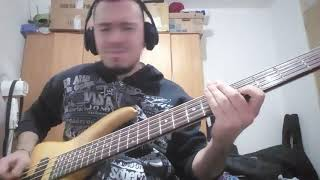 Blink 182 - Darkside (Cover Bass) - By Luciano Salinas