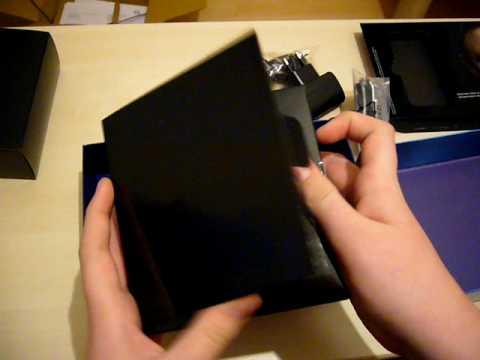 Sony Ericsson C902 Bond Edition Unboxing