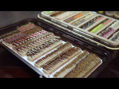 Selecting And Organizing Your Fly Boxes
